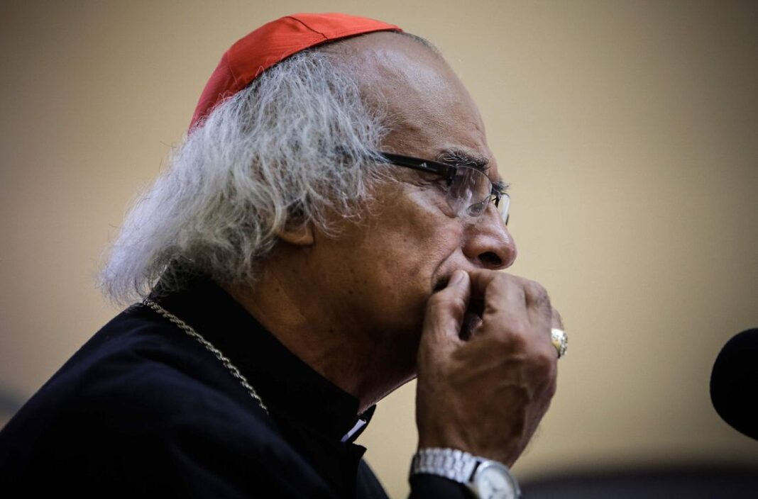 Cardenal Leopoldo Brenes NicaraguaActual