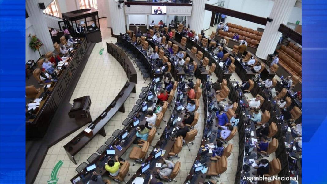 La bancada dominante del FSLN en la Asamblea Nacional aprobó la reforma al Código Penal para aplicar Cadena Perpetua