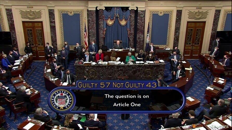 Senado de Estados Unidos NicaraguaActual