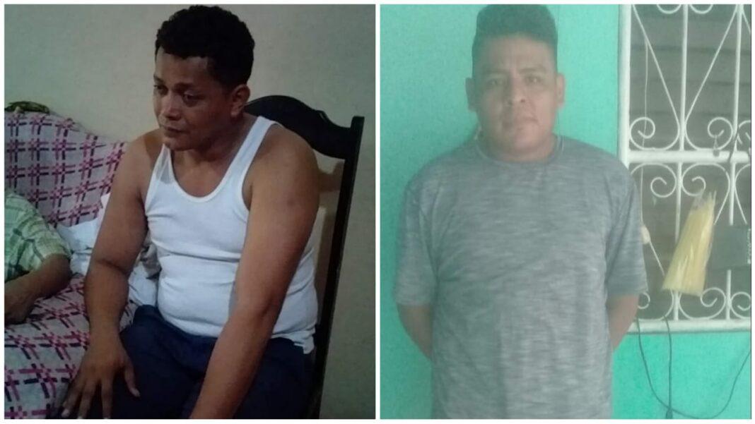 Liberados Nelson Lorío y Balbino Colleman